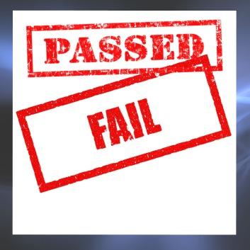 pass-or-fail